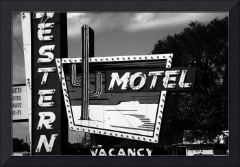 Route 66 - Western Motel 2010