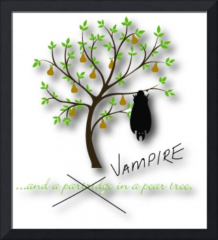 Vampire in a Pear Tree