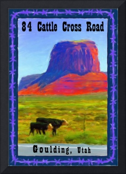 84 CATTLE CROSS ROAD