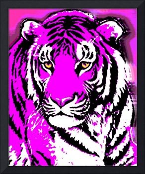 TIGER-3 (LARGE) PURPLE