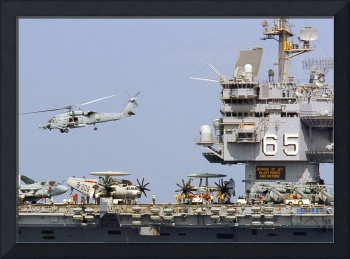 USS ENTERPRISE (CVN 65) #16