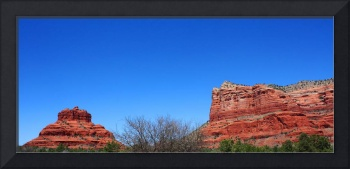 Bell Rock and Courthouse Rock, Sedona