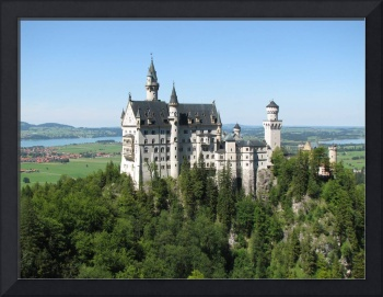 Neuswanstein Castle