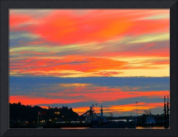 Port Angeles Sunset