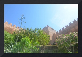 Castle At Almeria