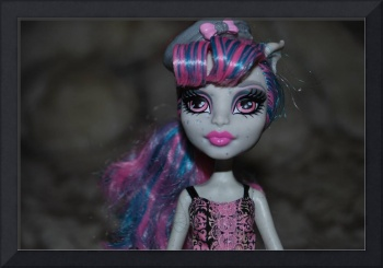 Monster High Doll girl