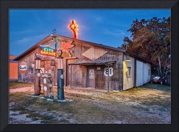 City Garage - Salado Texas