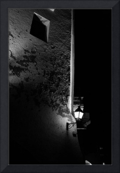 village street light