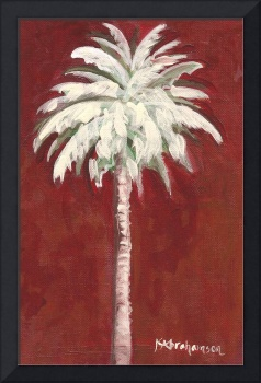 Red Coconut Palm