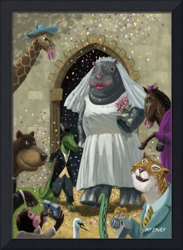 Animal Wedding