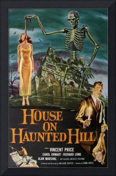 House on Haunted Hill Movie Poster