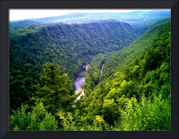 Pa Grand Canyon North View of Gorge - ArtRave