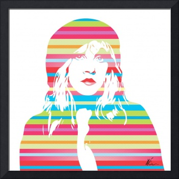 Stevie Nicks - Rhiannon - Pop Art