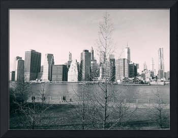 New York city From Brooklyn