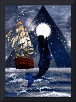 Whale and Sails