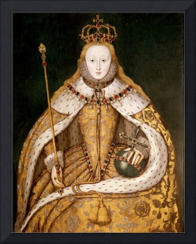 Queen Elizabeth I in Coronation Robes, c.1559-1600