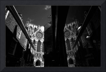 Reflections of York Minster