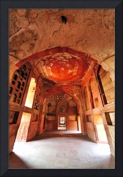 Inside Red Fort Palace