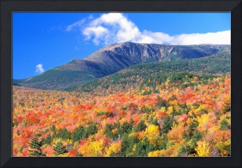 Mountains of New Hampshire - Boott Spur from Grea
