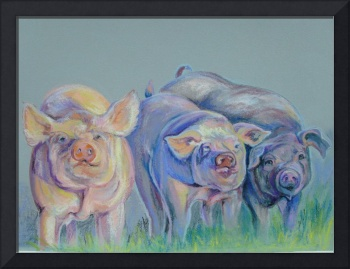 Pigs in Pastels