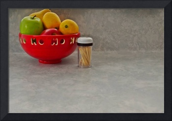 Holiday Fruit Bowl