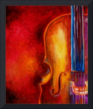 CELLO ABSTRACT 2420