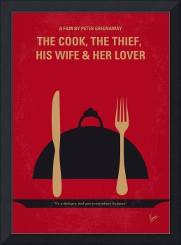 No487 My The Cook the Thief His Wife and Her Lover