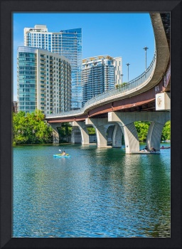 Austin Pedestrian Bridge