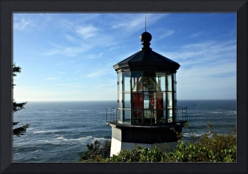 Oregon Coast Lighthouse
