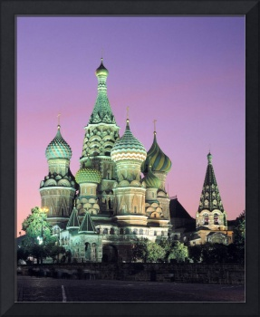 St Basil‰Ûªs Cathedral Moscow Russia