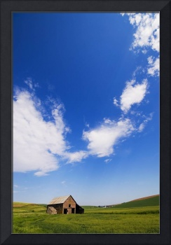 The Barn and the Sky