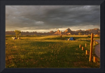 Badland Campground