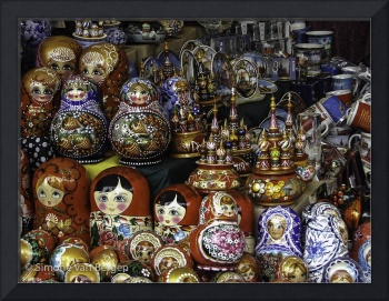 Matrioshka Russian Dolls