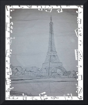 Eiffel Tower Music Design