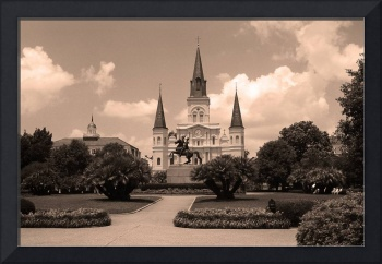 New Orleans - Jackson Square