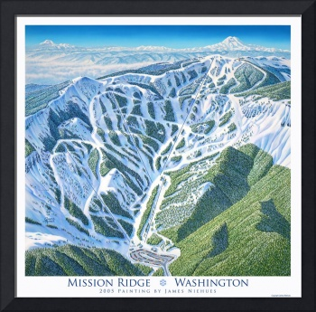 Mission Ridge, Washington
