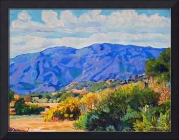 Las Virgenes Canyon Malibu California