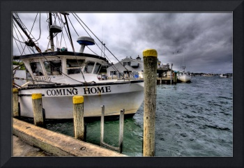 The Coming Home (HDR Image)