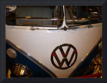 VW Volkswagen Splitscreen Campervan Bus