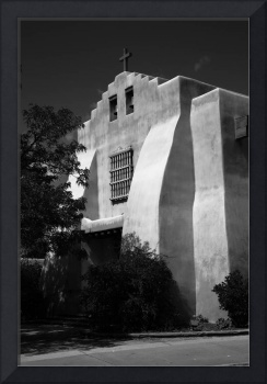 Santa Fe - Adobe Church