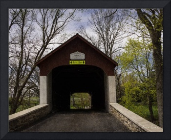 Knecht's Covered Bridge