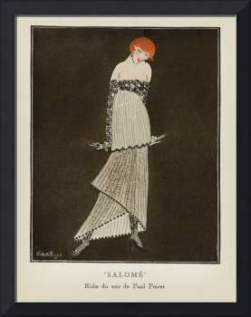 Fashion Poster 1900-1920s Series - 9