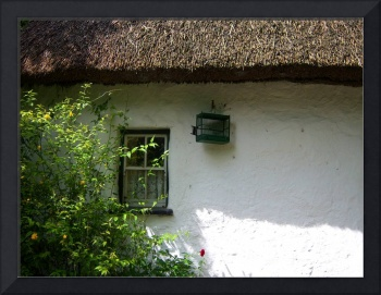 Cottage and Birdcage