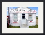 Youngs Fish Market (Orleans, Cape Cod) by Christopher Seufert