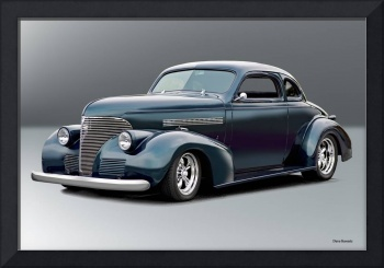 1939 Chevrolet Master Deluxe Coupe l