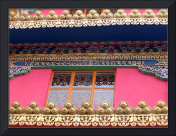Tibetan Buddhist Temple, McleodGanj, India