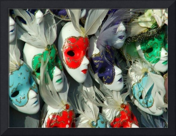 Venetian Mask Collection