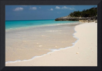 Beach, Rose Island, Bahamas