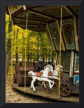 Old Fashioned Merry-Go-Round