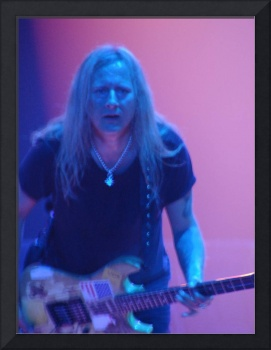 Alice in Chains - Jerry Cantrell Pink & Blue 1